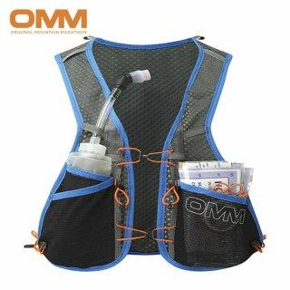 OMM オリジナルマウンテンマラソン Trailfire Vest メンズ・レディース レースベスト