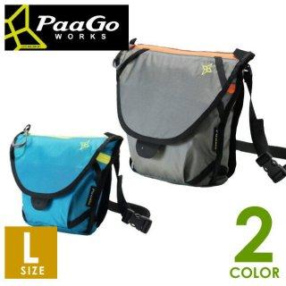PaaGo WORKS パーゴワークス スイング L 軽量・防水 3WAYバッグ Lサイズ