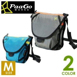 PaaGo WORKS パーゴワークス スイング M 軽量・防水 3WAYバッグ Mサイズ