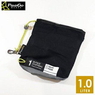 PaaGo WORKS パーゴワークス W-FACE STAFF BAG #1 スタッフバッグ