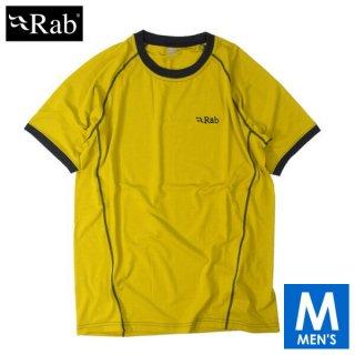 Rab ラブ RUNOUT TEE メンズ 半袖シャツ