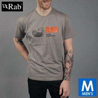 Rab ラブ STANCE TEE メンズ 半袖Tシャツ