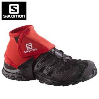 SALOMON サロモン TRAIL GAITERS LOW コンパクトなゲイター ロータイプ