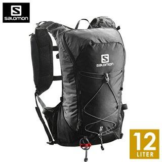 SALOMON サロモン AGILE 12 SET メンズ ザック・バックパック・リュック(12L)