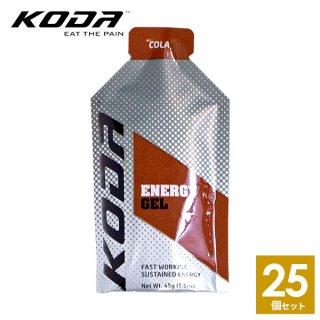 KODA(コーダ) 旧shotz(ショッツ) エナジージェル コーラ味×25個セット