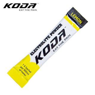 KODA(コーダ) 旧shotz(ショッツ) エレクトロライトパウダー 1本(4g) 電解質ドリンクの決定版!パウダーにな