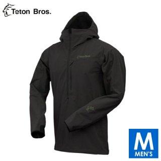 Teton Bros ティートンブロス Long Trail Anorak メンズ ハーフジップ ソフトシェルパーカー