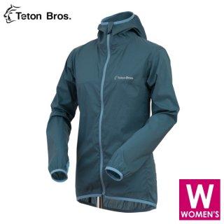 Teton Bros ティートンブロス WS Wind River Hoody レディース フルジップ フーディジャケット