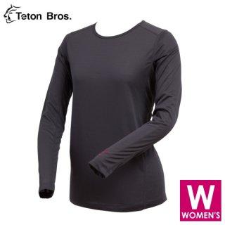 Teton Bros ティートンブロス WS PPP L/S レディース 長袖シャツ