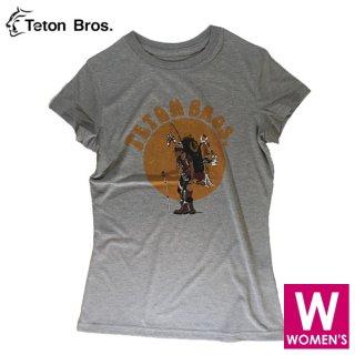 Teton Bros ティートンブロス WS TB Hiker 18 Tee レディース 半袖Tシャツ