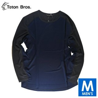 Teton Bros ティートンブロス PPP L/S メンズ ベースレイヤー 長袖シャツ