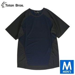 Teton Bros ティートンブロス PPP S/S メンズ ベースレイヤー 半袖シャツ