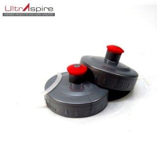 ウルトラスパイア UltrAspire LARGE PUSH PULL CAP ボトル取り替え用キャップ ラージ 2個入り