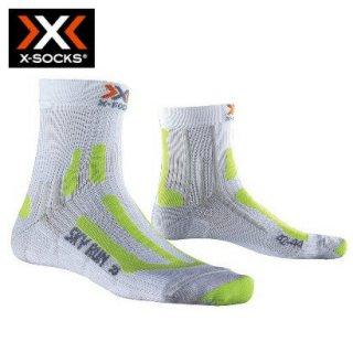 X-SOCKS エックスソックス ランニング スカイラン2.0 ミドルソックス メンズ・レディース