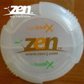 ZEN NUTRITION ZENオリジナル 詰め替え用ケース Sサイズ  ZENの詰め替え用 携帯ケース