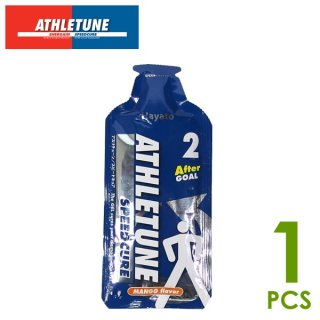 ATHLETUNE(アスリチューン) SPEEDCURE(スピードキュア) マンゴー味 1個(45g)