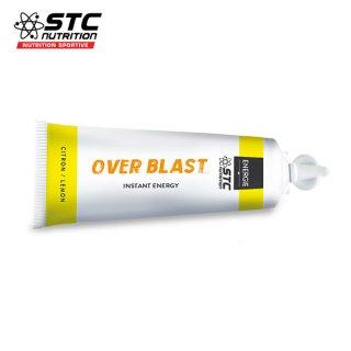STC NUTRITION  OVER BLAST オーバーブラスト ENERGY クエン酸プラス(レモンミント味)
