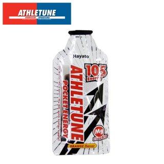 ATHLETUNE(アスリチューン) POCKET ENERGY(ポケットエナジー) オレンジ味 1個(47g×1個)