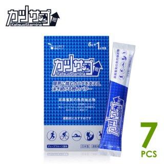 カツサプ パウダータイプ 6袋入+1袋 カツオパワーの画期的な運動補助食品