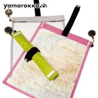yamarokko ヤマロッコ Speed Hike Model スピードハイクモデル マップケース(地図入れ)