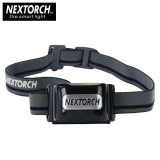NEXTORCH(ネクストーチ) LIGHT STAR(ライトスター) LEDヘッドライト ヘッドランプ(3.5-200ルーメン)