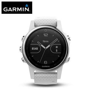 GARMIN ガーミン fenix5s White フェニックス5s 高品質マルチスポーツGPSウォッチ