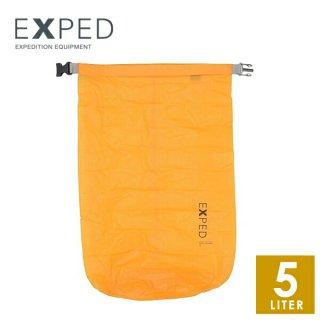 EXPED(エクスペド) Fold-Drybag UL yellow 5L/S