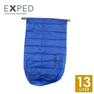 EXPED(エクスペド) Fold-Drybag UL blue 13L/L