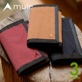 mule(ミュール) ナイロンスイッチバック トレランやハイキングに最適な財布