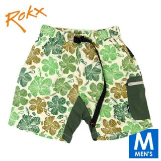 ROKX(ロックス) MWSH POCKET CLIMBING メンズ ショートパンツ