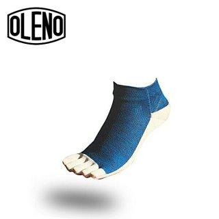 OLENO HADASHI RUN STANDARD 大人用はだし靴下 5本指ソックス