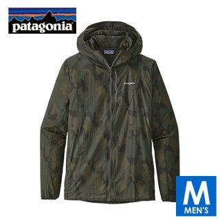 patagonia パタゴニア フーディニ・ジャケット メンズ ポケッタブル フルジップ パーカー ジャケット