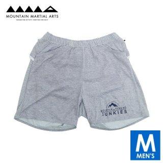 MMA マウンテンマーシャルアーツ Sweat Run Pants REG メンズ ショートパンツ