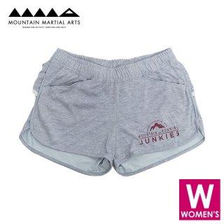 MMA マウンテンマーシャルアーツ W's Sweat Run Pants REG レディース ショートパンツ