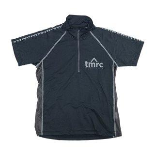 MMA マウンテンマーシャルアーツ TMRC Active Zip-top メンズ ハーフジップ 半袖シャツ