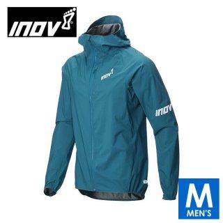 INOV8 イノヴェイト AT/C STORMSHELL FZ M メンズ フルジップ シェルジャケット