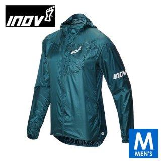 INOV8 イノヴェイト AT/C WINDSHELL FZ M メンズ フルジップ ウインドシェルジャケット