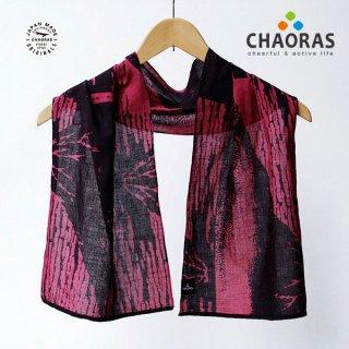 CHAORAS(チャオラス) スポーツ手ぬぐい 麻/赤富士