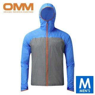 OMM オリジナルマウンテンマラソン HALO JACKET メンズ フルジップ フーディー ジャケット