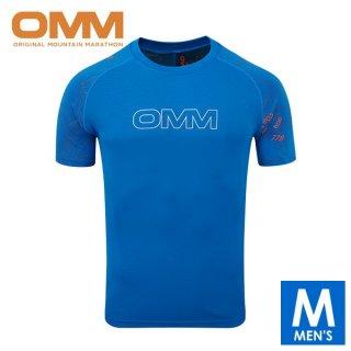 OMM オリジナルマウンテンマラソン FLOW TEE メンズ 半袖シャツ