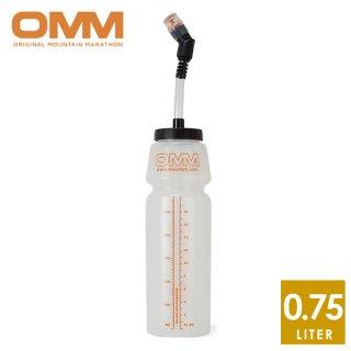 OMM オリジナルマウンテンマラソン Ultra+Bottle(Straw&Bite Valve) 750ml チューブ付きハンドボトル(750ml)