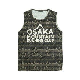 MMA マウンテンマーシャルアーツ OSAKA MRC Sleeveless メンズ ノースリーブシャツ