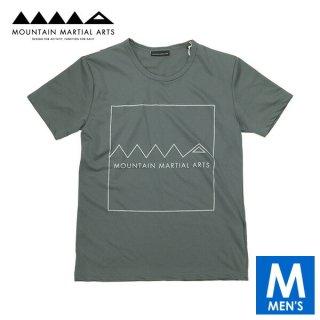 MMA マウンテンマーシャルアーツ LOGO Tee メンズ 半袖Tシャツ