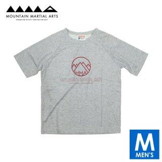 MMA マウンテンマーシャルアーツ Raglan Sweat Tee メンズ 半袖ラグランTシャツ