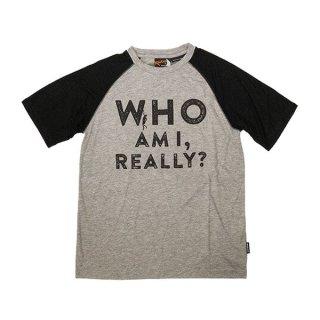 MMA マウンテンマーシャルアーツ ROKX WHO AM I R メンズ 半袖Tシャツ