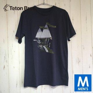 Teton Bros ティートンブロス 10th Annyversary Tee メンズ 半袖Tシャツ