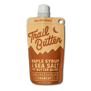 Trail Butter(トレイルバター) メープル&シーソルト / 4.5oz