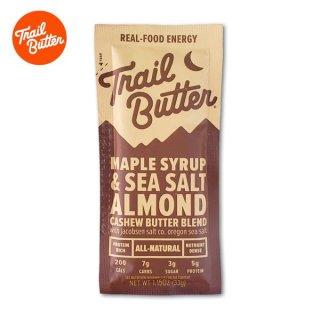 Trail Butter(トレイルバター) メープル&シーソルト / 1.15oz