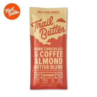 Trail Butter(トレイルバター) ダークチョコレート&コーヒー / 1.15oz