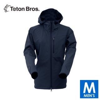 Teton Bros ティートンブロス Long Trail Hoody メンズ フルジップ フーディージャケット